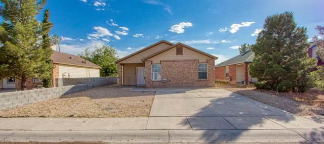 10400 Valle De Oro Drive, Socorro, TX 79927 (MLS #828866) :: The Matt Rice Group
