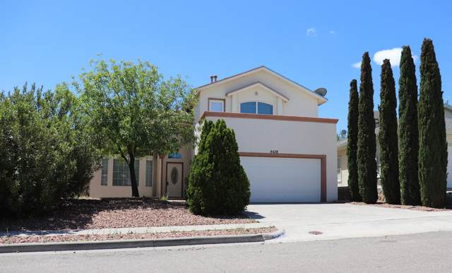 4428 Loma Clara Court, El Paso, TX 79934 (MLS #828925) :: The Matt Rice Group
