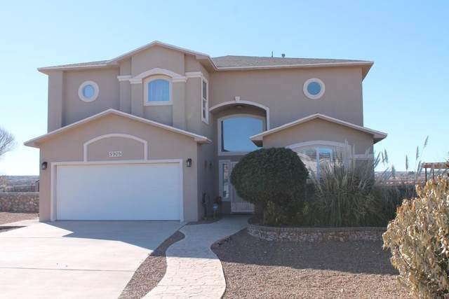 5905 Anapaula Drive, El Paso, TX 79932 (MLS #828942) :: Jackie Stevens Real Estate Group brokered by eXp Realty