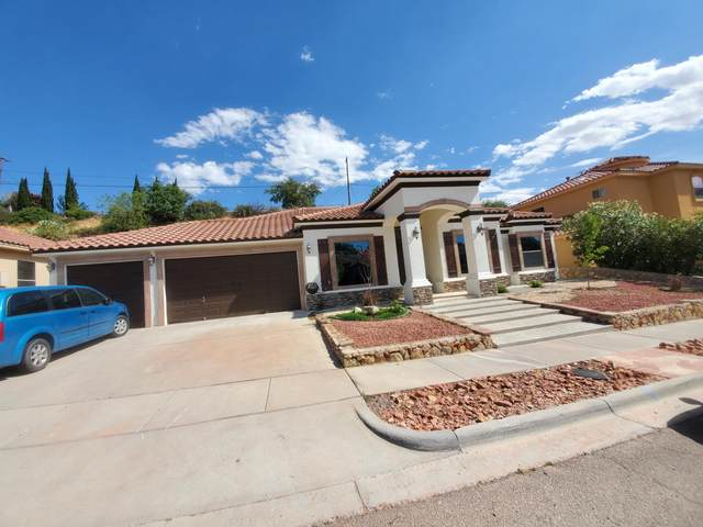 6464 Snowheights Court, El Paso, TX 79912 (MLS #828954) :: Preferred Closing Specialists