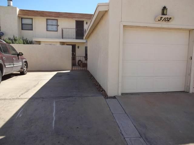 3102 Isla Verde Circle, El Paso, TX 79925 (MLS #829117) :: Mario Ayala Real Estate Group
