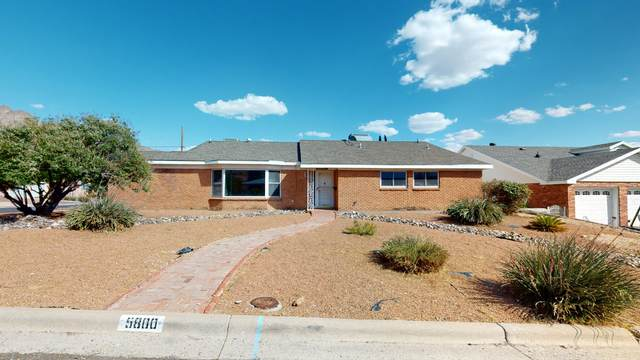 5800 Burning Tree Drive, El Paso, TX 79912 (MLS #829151) :: The Matt Rice Group