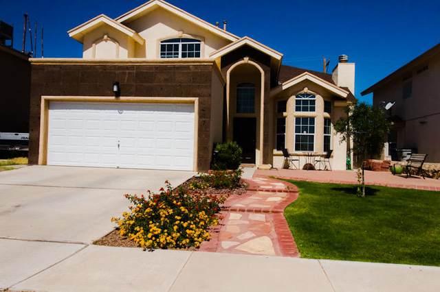 1417 Paseo Del Sur Court, El Paso, TX 79928 (MLS #829182) :: The Matt Rice Group