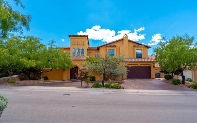 1160 Calle Del Sur, El Paso, TX 79912 (MLS #829244) :: Mario Ayala Real Estate Group