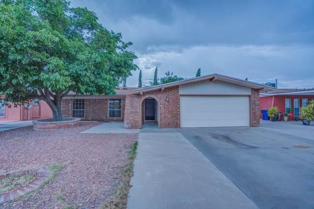10912 Brownfield Drive, El Paso, TX 79936 (MLS #829288) :: Preferred Closing Specialists