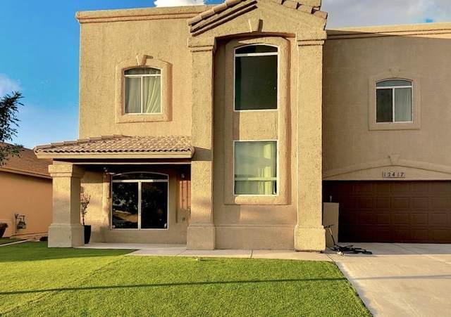 12417 Jon Evans Dr. Drive, El Paso, TX 79938 (MLS #829339) :: Mario Ayala Real Estate Group