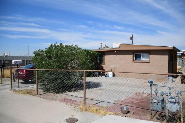 513 Holiday Street, El Paso, TX 79905 (MLS #829344) :: Mario Ayala Real Estate Group