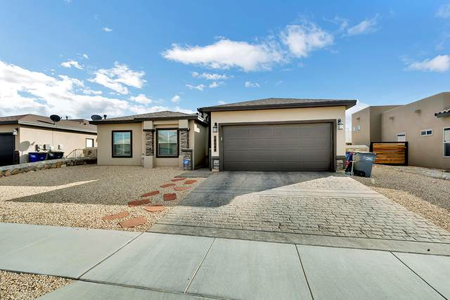 14644 Long Shadow Avenue, El Paso, TX 79938 (MLS #829352) :: The Purple House Real Estate Group