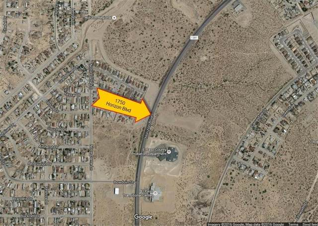 1740 Horizon Boulevard, El Paso, TX 79927 (MLS #829353) :: Mario Ayala Real Estate Group