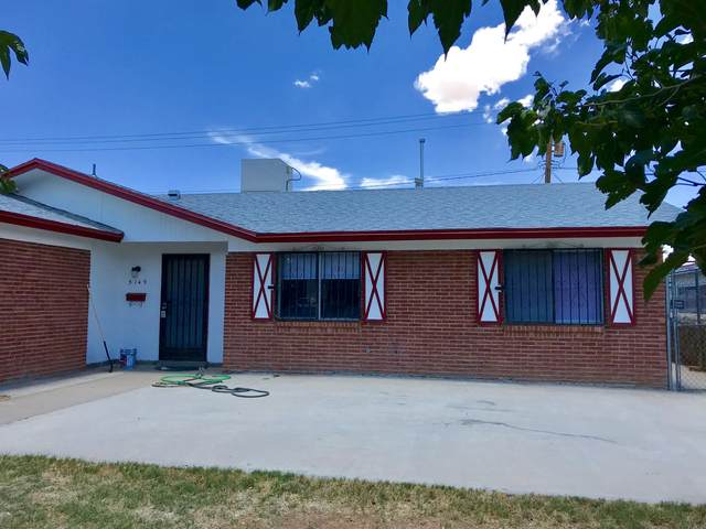 5149 Edmonton Avenue, El Paso, TX 79924 (MLS #829371) :: Mario Ayala Real Estate Group