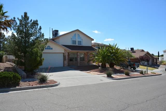 7036 Luz De Espejo Drive, El Paso, TX 79912 (MLS #829469) :: Jackie Stevens Real Estate Group brokered by eXp Realty