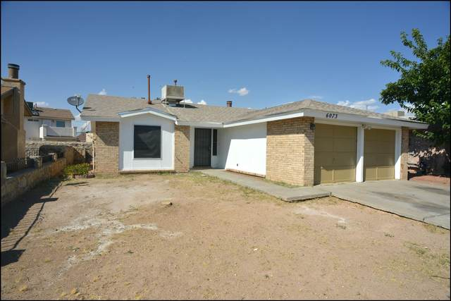 6073 Belladonna Circle, El Paso, TX 79924 (MLS #829474) :: Mario Ayala Real Estate Group