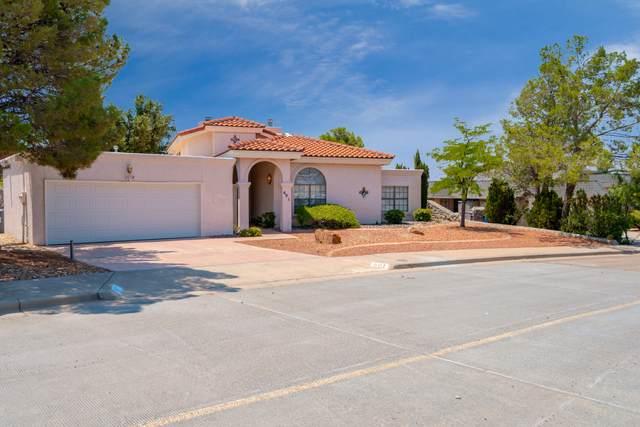 601 Spring Crest Drive, El Paso, TX 79912 (MLS #829542) :: Preferred Closing Specialists