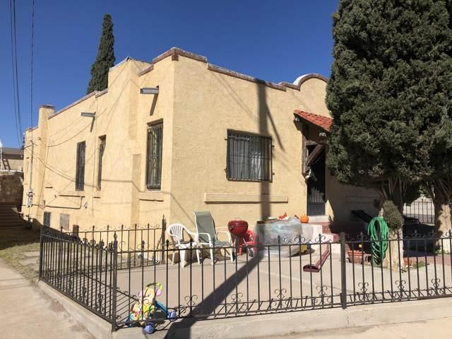 1719 N N Stevens Street, El Paso, TX 79903 (MLS #829586) :: Mario Ayala Real Estate Group