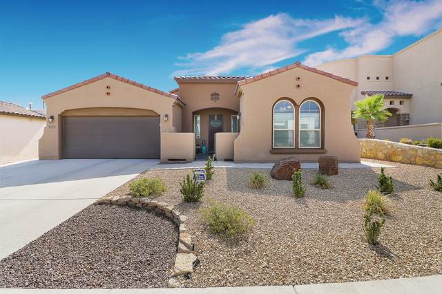 829 Lymington Road, El Paso, TX 79928 (MLS #829601) :: The Matt Rice Group