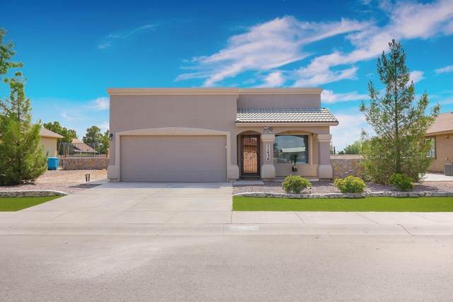 11430 Flor Veronica Drive, Socorro, TX 79927 (MLS #829680) :: The Purple House Real Estate Group