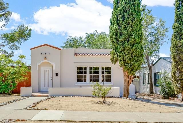 508 E Robinson Avenue, El Paso, TX 79902 (MLS #829688) :: Preferred Closing Specialists