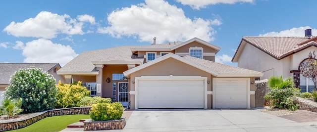 12524 Crystal Ridge Street, El Paso, TX 79938 (MLS #829698) :: The Matt Rice Group