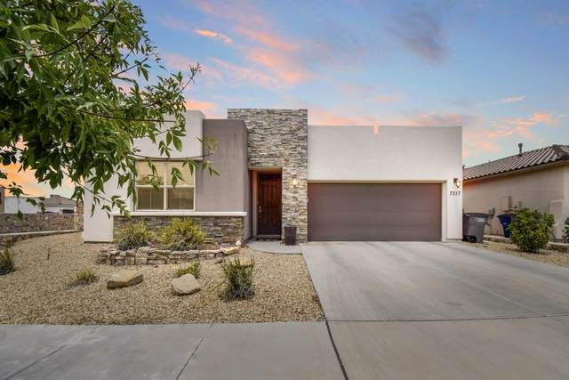 7317 Golden Sage Drive, El Paso, TX 79911 (MLS #829716) :: The Purple House Real Estate Group