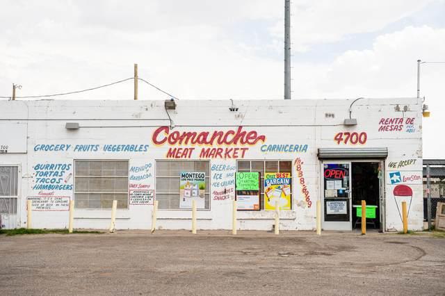 4700 Comanche Avenue, El Paso, TX 79905 (MLS #829730) :: The Matt Rice Group