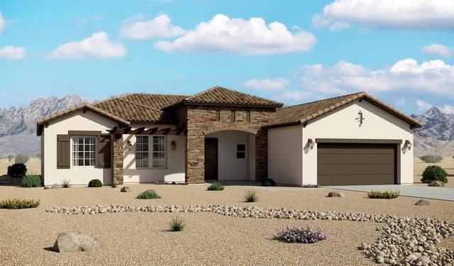5893 Valle Calma Drive, El Paso, TX 79932 (MLS #829791) :: Jackie Stevens Real Estate Group brokered by eXp Realty