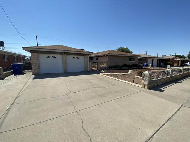 9840 Eloice Road, El Paso, TX 79924 (MLS #829800) :: Preferred Closing Specialists