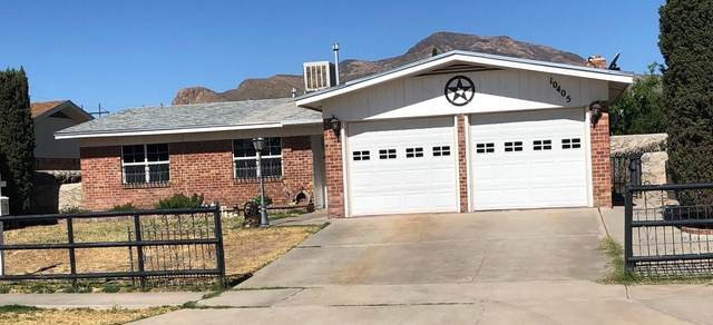 10405 Lambda Drive, El Paso, TX 79924 (MLS #829807) :: Jackie Stevens Real Estate Group brokered by eXp Realty