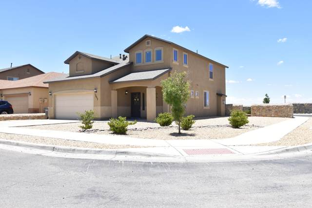 7673 Mundy Creek Drive, El Paso, TX 79911 (MLS #829840) :: Preferred Closing Specialists