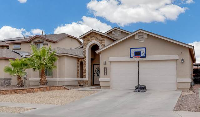 14557 Sunny Land, El Paso, TX 79938 (MLS #829850) :: Jackie Stevens Real Estate Group brokered by eXp Realty