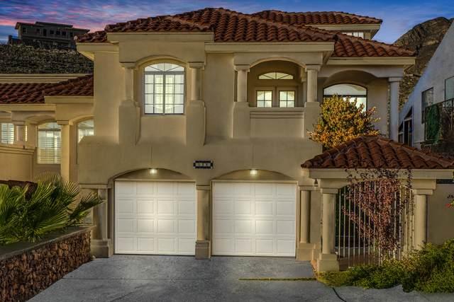 4808 Excalibur Drive, El Paso, TX 79902 (MLS #829862) :: Preferred Closing Specialists