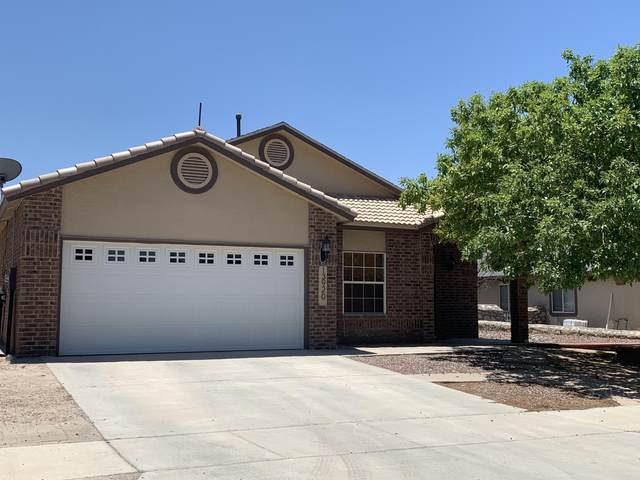13920 Golden Mesa Court, Horizon City, TX 79928 (MLS #829865) :: Mario Ayala Real Estate Group