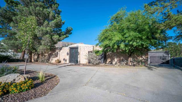 5644 Pebble Beach Drive, El Paso, TX 79912 (MLS #829881) :: The Matt Rice Group