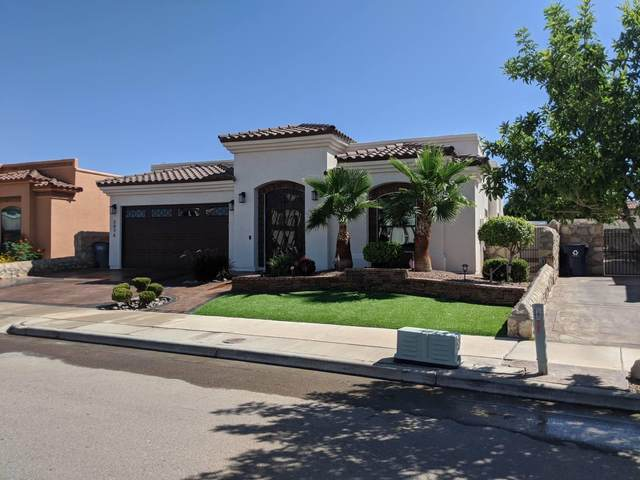 3074 Snowy Point Drive, El Paso, TX 79938 (MLS #829886) :: Jackie Stevens Real Estate Group brokered by eXp Realty