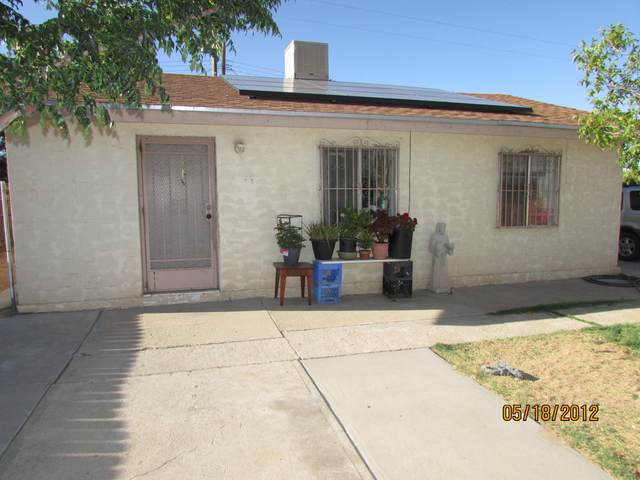 5821 Kurita Avenue, El Paso, TX 79905 (MLS #829894) :: Mario Ayala Real Estate Group