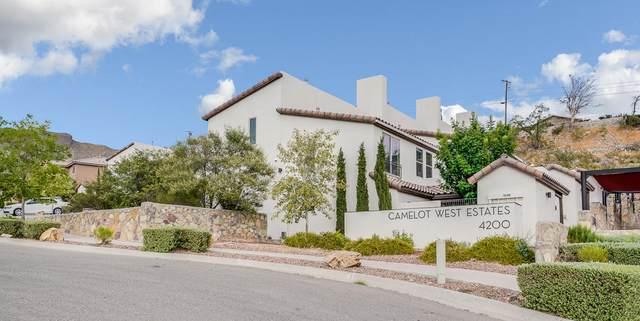 4200 Camelot Heights #17, El Paso, TX 79912 (MLS #829901) :: Mario Ayala Real Estate Group