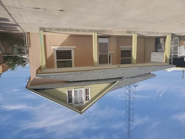 1305 Myrtle Avenue, El Paso, TX 79901 (MLS #829910) :: Mario Ayala Real Estate Group