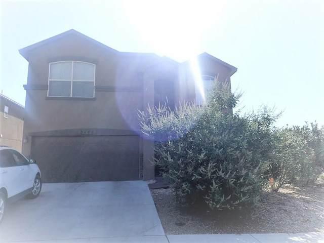 3143 Hidden Creek, El Paso, TX 79938 (MLS #829927) :: Jackie Stevens Real Estate Group brokered by eXp Realty