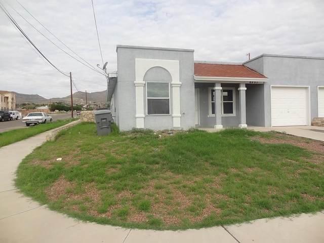 8201 Mercury A, El Paso, TX 79904 (MLS #829928) :: Jackie Stevens Real Estate Group brokered by eXp Realty
