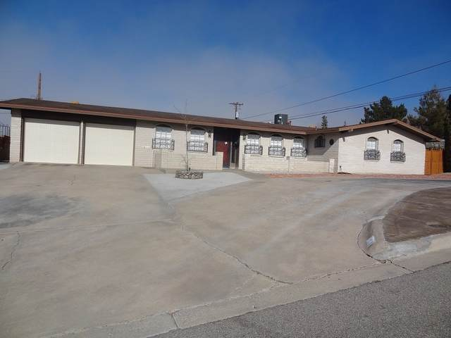 223 Vista Del Rey Drive, El Paso, TX 79912 (MLS #829931) :: Jackie Stevens Real Estate Group brokered by eXp Realty