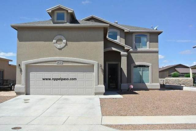 2825 Pasillo Rock Place, El Paso, TX 79938 (MLS #829932) :: Jackie Stevens Real Estate Group brokered by eXp Realty