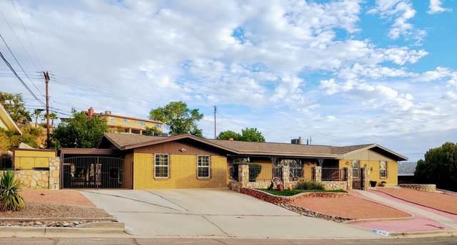 5712 Pebble Beach Drive, El Paso, TX 79912 (MLS #829933) :: Jackie Stevens Real Estate Group brokered by eXp Realty