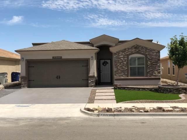 7249 Long Meadow Drive, El Paso, TX 79934 (MLS #829934) :: Jackie Stevens Real Estate Group brokered by eXp Realty