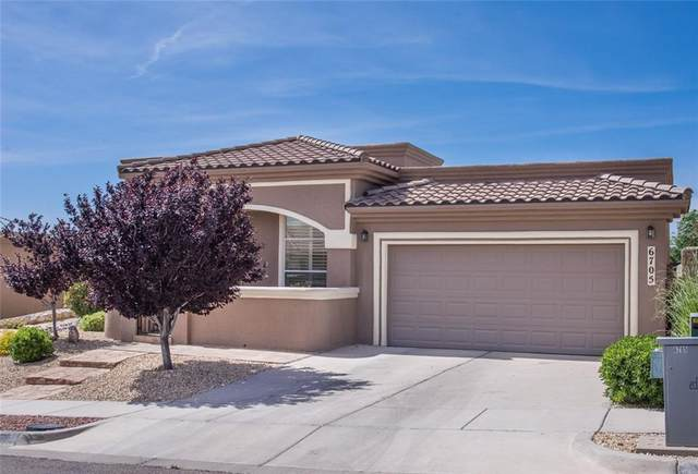 6705 Hermoso Del Sol Drive, El Paso, TX 79911 (MLS #829946) :: The Purple House Real Estate Group
