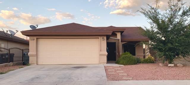 4086 Hueco Land Lane, El Paso, TX 79938 (MLS #829996) :: The Matt Rice Group