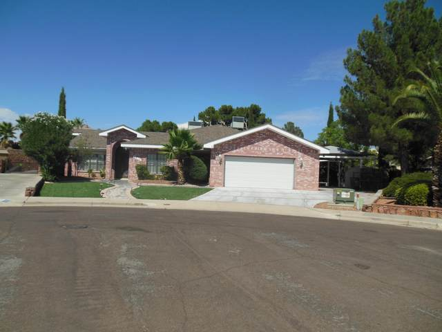 1912 Paseo Florido Way, El Paso, TX 79936 (MLS #830012) :: Preferred Closing Specialists