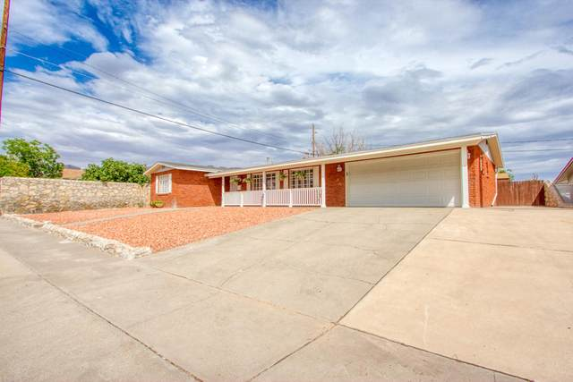 604 Castile Avenue, El Paso, TX 79912 (MLS #830013) :: Preferred Closing Specialists