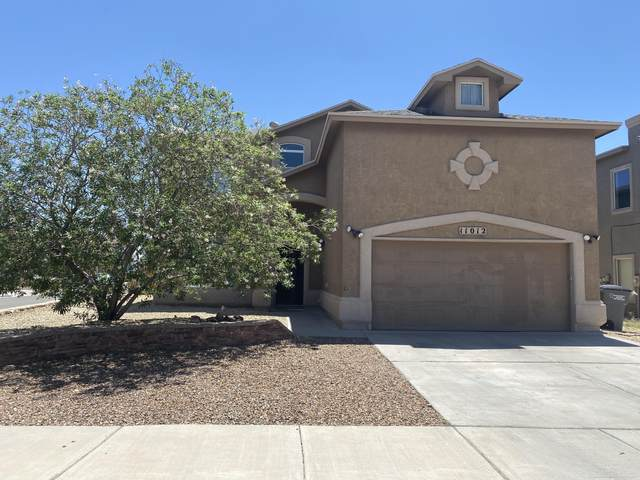 11012 Ray Mena Lane, El Paso, TX 79934 (MLS #830015) :: Preferred Closing Specialists