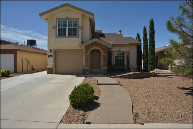 12720 Lorenzo Ponce Drive, El Paso, TX 79938 (MLS #830017) :: Preferred Closing Specialists