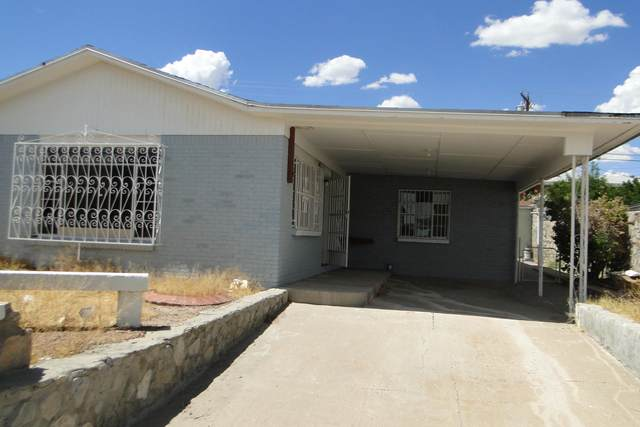 2613 Fort Boulevard, El Paso, TX 79930 (MLS #830019) :: Preferred Closing Specialists