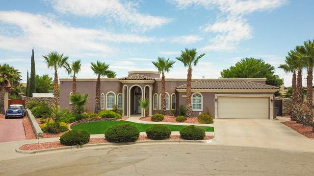 12125 Stone Gate Lane, El Paso, TX 79936 (MLS #830025) :: Preferred Closing Specialists